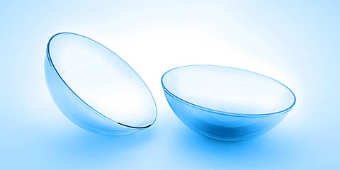 Rigid Gas Permeable Lenses (RGP)